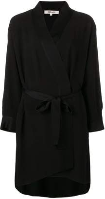 Diane von Furstenberg Deon woven dress