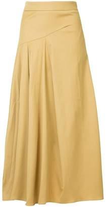Palmer Harding Palmer / Harding pleated midi skirt