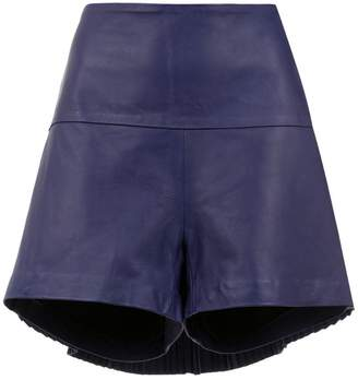 Clé pleated skorts