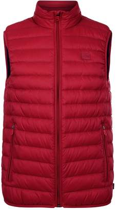 Armani Jeans Quilted Down Gilet