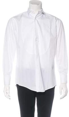 Giorgio Armani Tuxedo Dress Shirt