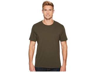 Agave Denim Agave Supima Crew Neck Short Sleeve Tee Men's T Shirt