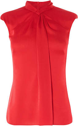 Karen Millen Drape Front Blouse