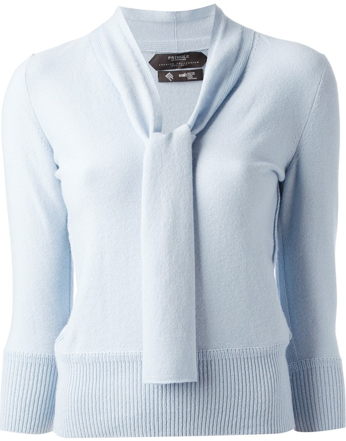 Pringle 'Princess Grace Archive Collection' sweater