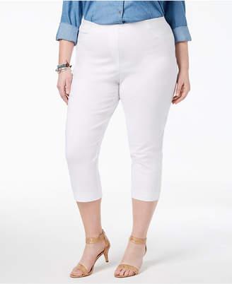 Style&Co. Style & Co Plus Size Capri Pants