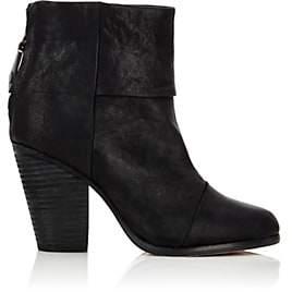 Rag & Bone Women's Newbury Leather Ankle Boots - Black