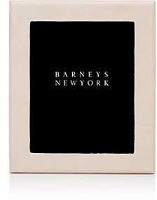 "Barneys New York Studio Shagreen-Embossed 8"" x 10"" Picture Frame - Pink"