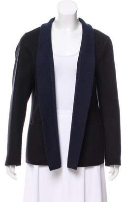 Akris Reversible Wool Cardigan