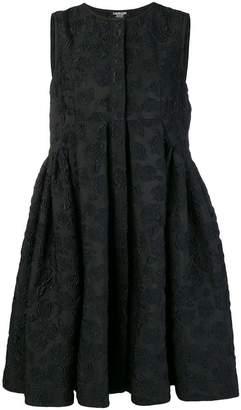 Calvin Klein brocade smock dress