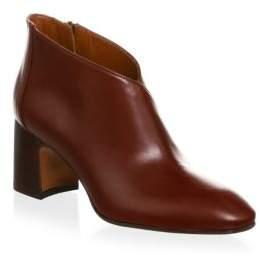 Aquatalia Elodina Leather Booties