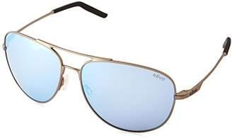Revo Re 1072xl Windspeed Xl Polarized Aviator Sunglasses
