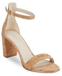 Lex Open Toe Block-Heel Sandals $130 thestylecure.com