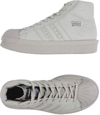 Rick Owens x ADIDAS High-tops & sneakers - Item 11257395FD