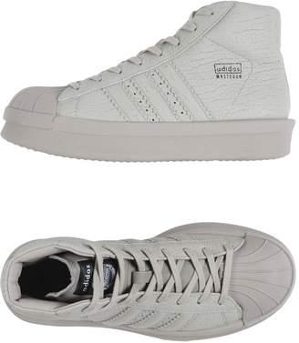8d289d7f9076bc ... Rick Owens x ADIDAS High-tops   sneakers - Item 11257395FD