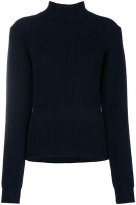 Fay contrast back panel jumper