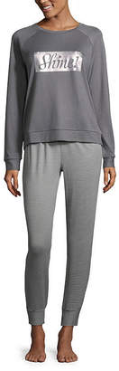 Ambrielle Cozy Jogger Pajama Set-Talls
