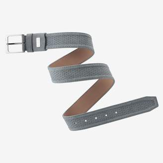 Nike Wide Perforated Trapunto G-Flex Men's Golf Belt