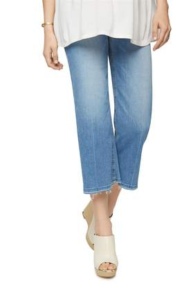 Joe's Jeans Pea Collection Secret Fit Belly Gaucho Maternity Jeans