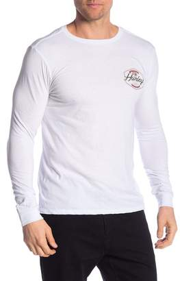 Hurley Time Time Again Long Sleeve Tee
