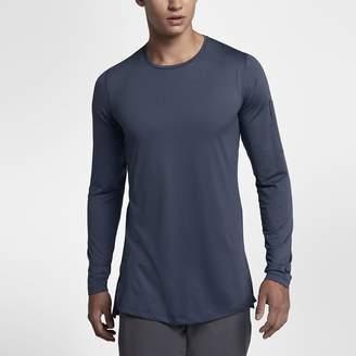 Nike Dri-FIT Men's Utility Long-Sleeve Training Top