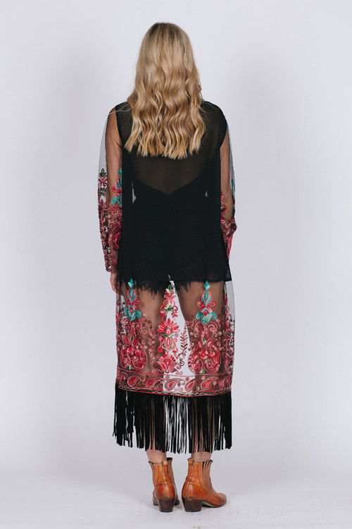 Raga Moulin Rouge Kimono