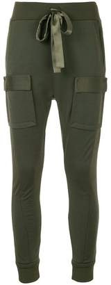 Manning Cartell skinny cargo trousers