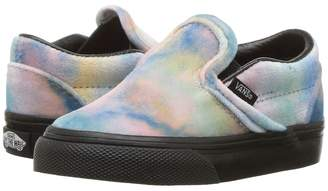 Vans Kids Classic Slip-On Girls Shoes