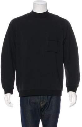 Oamc Flight Mock Neck Sweatshirt w/ Tags