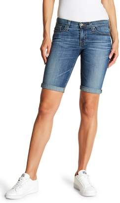 Big Star Alex Mid Rise Bermuda Shorts