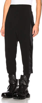 Rick Owens Tux Cropped Astaires