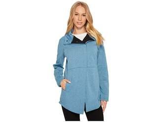 Hurley Therma Winchester Fleece Jacket Women's Coat
