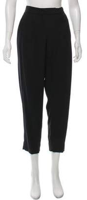 Hope High-Rise Wool-Blend Pants