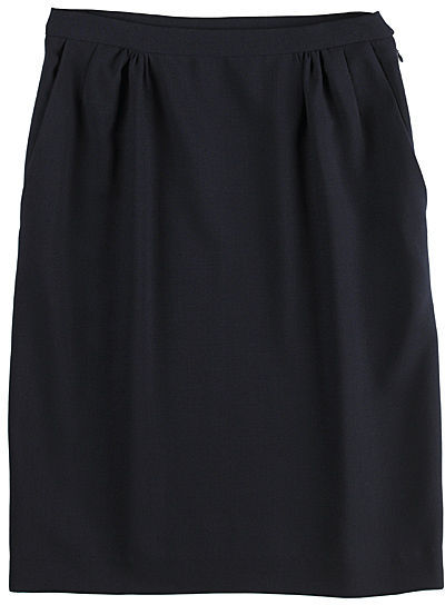 Lyell Wool Tulip Skirt