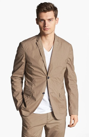 Theory Cotton Blend Sportcoat