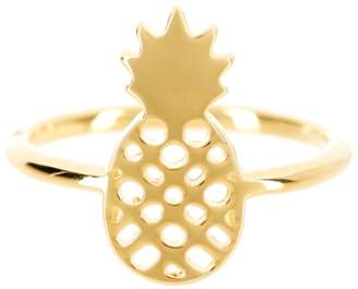 Sterling Forever Pineapple Ring