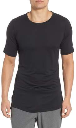 Nike Short Sleeve Dry Fitted Training Shirt