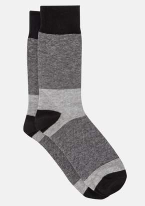 yd. Feeder Stripe Sock
