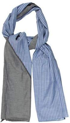 Donni Charm Striped Woven Scarf w/ Tags