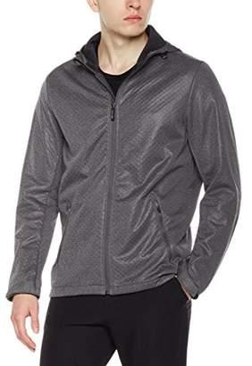 Pro-Form Proform Apparel Men's Leisure Zip-up Hoodies Sports Coat Loog Sleeve Jacket ()