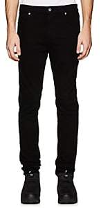 RtA Men's Distressed Skinny Jeans - Black