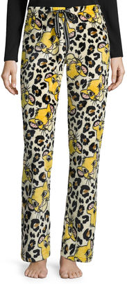 DISNEY Disney The Lion King Fleece Pajama Pants-Juniors $30 thestylecure.com
