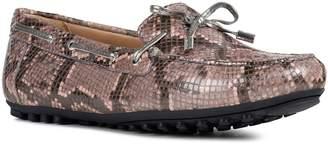 Geox Leelyan Leather Loafer