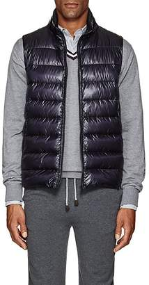 Herno Men's Down-Quilted Vest