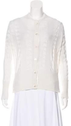 ecb5edc9ad47 White Knit Cardigan - ShopStyle