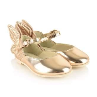 Sophia Webster MiniRose Gold Chiara Mini Shoes