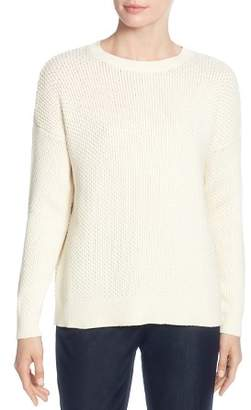 T Tahari Textured Knit Sweater