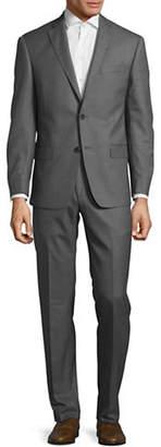 Michael Kors Pinstripe Wool Suit