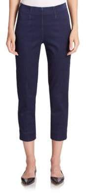 Piazza Sempione Cropped Denim Pants
