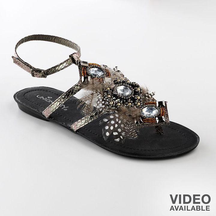 UNIONBAY gladiator sandals - women
