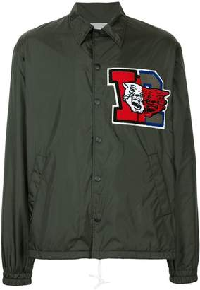 Facetasm varsity shirt jacket